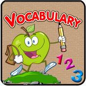 幼儿园和幼稚园:学习英语词汇::为孩子们学习游戏  1.0.0