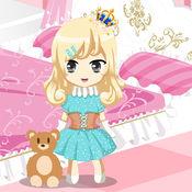 冰雪公主娃娃屋装饰,娃娃屋设计小游戏 1.2