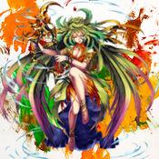 仙女幻想故事 - 成人着色书 1