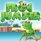 青蛙王子跳跃 - 每天都爱玩
