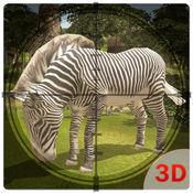 野斑马猎人模拟...