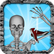 骨賽跑者 — — 死的人不死貓火與硬幣的超級搞笑的運行的