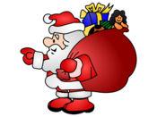 消息来装点圣诞快乐