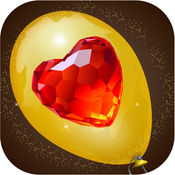 珠宝流行工坊 - 气球宝石闪电战 免费 1