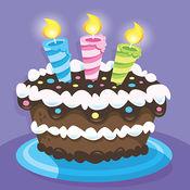 快乐生日蛋糕设计 5