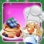 煎饼cooking-乐趣食品生产商和面包店游戏 1