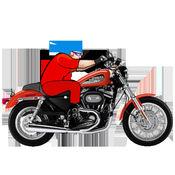 超级摩托 1