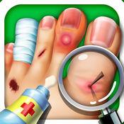 脚趾医生 - 休闲游戏
