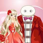 大白与美人鱼结婚-大白的浪漫婚礼-给新娘妆扮选婚纱游戏