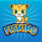 小貓釣魚遊戲為孩子們免費