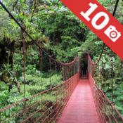 哥斯达黎加10大旅游胜地 - 顶级美景游览指南  哥斯达黎加一游!
