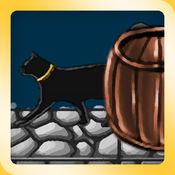 猫桶短跑 - 运行和避免