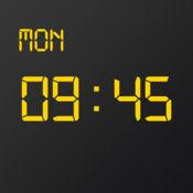 桌面时钟-简洁的LED时钟, 你需要的仅此而已 2.0.0