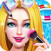 美人鱼化妆 - 装饰化妆美容游戏