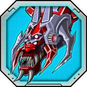机器火焰龙:拼装机械巨兽系列