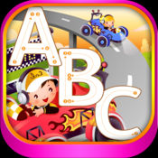ABC 英语字母学习写作学龄前