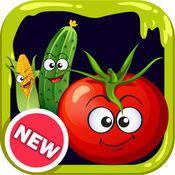 学英文蔬菜词汇 1