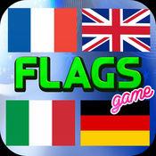 旗玩 - 乐趣和学习英语拼写民族国家 1