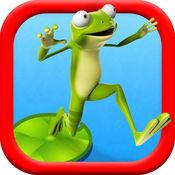 谜语游戏 - 青蛙