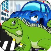 爬虫运行短跑 - 快速避免和道奇公路冲刺 免费