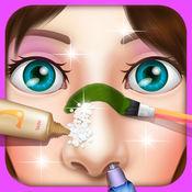 公主鼻子SPA - 女孩游戏 1.0.1