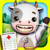 农场兽医,体检