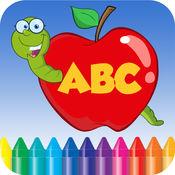 A到Z的动物图画书为孩子们的幼儿园和幼儿 1.0.1