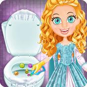 冰公主浴室清洗...