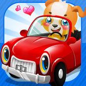 托马斯爱洗车,儿童游戏,爸爸妈妈和宝宝的游戏-CN 1