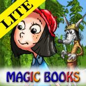 小红帽 儿童互动故事书 LITE