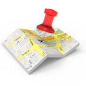 离线地图应用程序