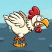 疯狂的鸡城堡逃...