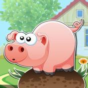 农场流行3  - 第3益智游戏 1