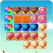 Puzzle Fruit Mania 排序黄蜂
