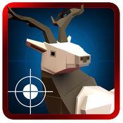 野生像素鹿狙击狩猎2017