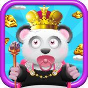 熊猫宝宝熊淘金王国战役