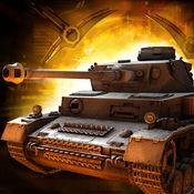 战地坦克:全球3d实景装甲竞技合金风暴