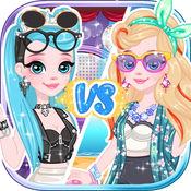 时尚造型师大赛2 - 女生双人换装游戏 1.1