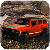 SUV山骑模拟器 - 在这种极端的驾驶模拟游戏驱动四轮驱动吉