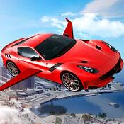 机载 超 汽车 驾驶 : 赛车 无人机 对手