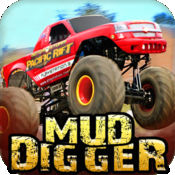 泥挖掘机 1