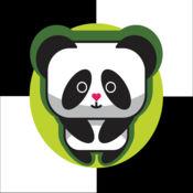 Panda Don't Step The White Water Tile - 不要走在竹瓦!