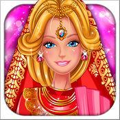 公主沙龙-美丽公主的印度行