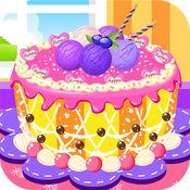 别致巧克力水果蛋糕HD