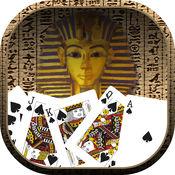 法老的巨型撲克免費-經典卡的遊戲再加上獎金賭博 1