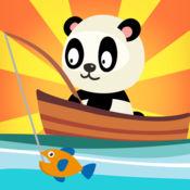 熊猫钓鱼游戏为孩子2-5岁 1.1