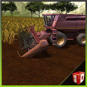 农场收获机模拟器 - 农耕拖拉机驾驶货车及模拟器游戏