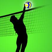 Volleyball Games - 服务球为团队赢