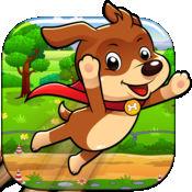 超级小狗跳跃 - 蓬松小狗反弹 免费