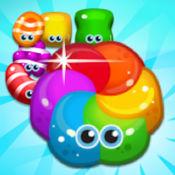果冻帮 : Funny Match 3 Puzzle Game